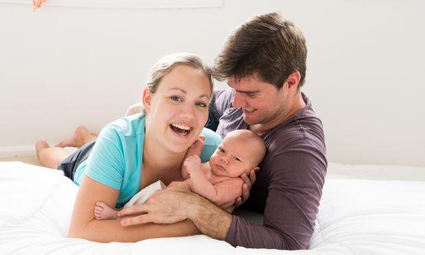 Νέοι γονείς και παιδί: Πέντε συμβουλές για ...καλή αρχή