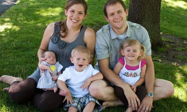 10 λόγοι γιατί είναι υπέροχο να έχεις 3 παιδιά!