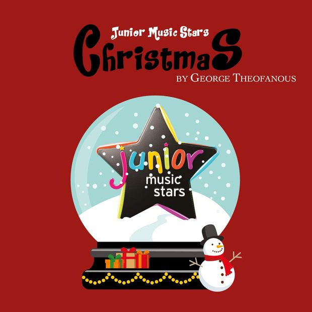 Junior Music Stars Christmas by George Theofanous