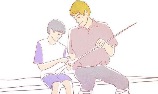 Πόσο σημαντική είναι η σχέση πατριού-εφήβου