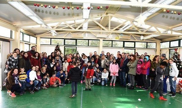 10ο Πρόγραμμα Αλληλεγγύης ΒΙΑΝΕΞ/ΒΙΑΝ-Προσφορά αγάπης των εργαζομένων του ομίλου σε 6 Ιδρύματα σε όλη την Ελλάδα