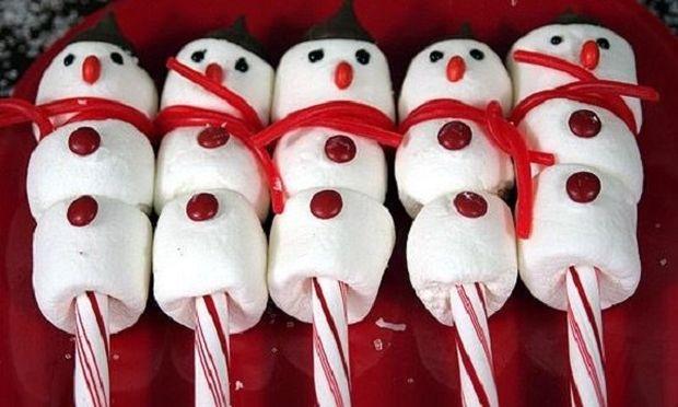 Χριστουγεννιάτικα, πανέυκολα, φρουτένια κεράσματα!