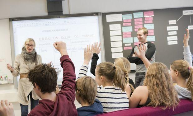 Η Φινλανδία καταργεί τα σχολικά μαθήματα!