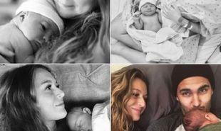 Οι επώνυμοι της διεθνούς showbiz που έγιναν γονείς το 2016