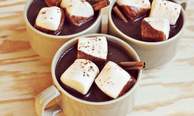 Πικάντικη ζεστή σοκολάτα... για τις κρύες μέρες και νύχτες!