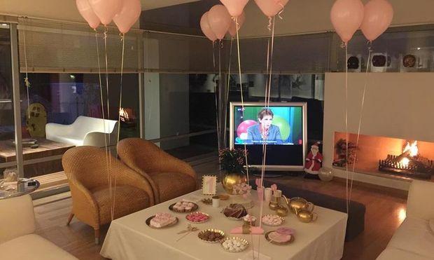 Ελληνίδα ηθοποιός ετοιμάζει τα πρώτα γενέθλια της κόρης της! (εικόνες)