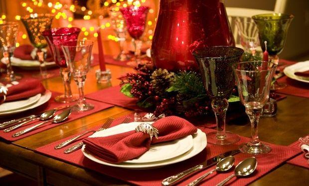 Συμβουλές για χαμηλή πρόσληψη θερμίδων στο Πρωτοχρονιάτικο τραπέζι!
