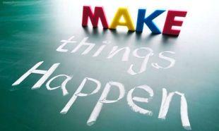 Κάντε τους στόχους σας για το νέο έτος να διαρκέσουν...