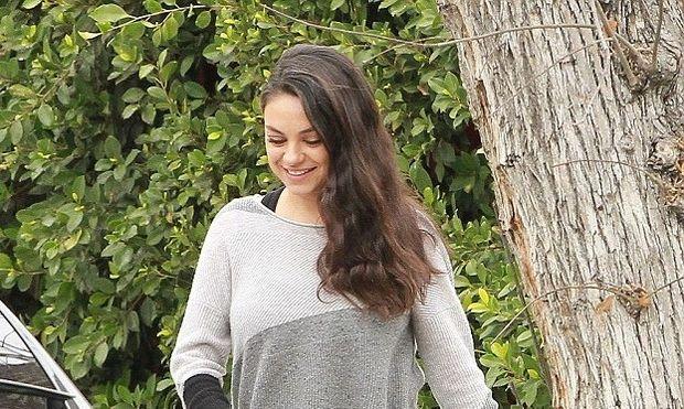Δε θα πιστέψετε το σώμα της Mila Kunis, ένα μήνα μετά τον τοκετό!
