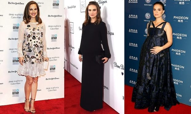 Natalie Portman: Μία έγκυος με στυλ!