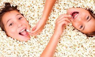 Μπορούν τα παιδιά να τρώνε άφοβα ποπ κορν;
