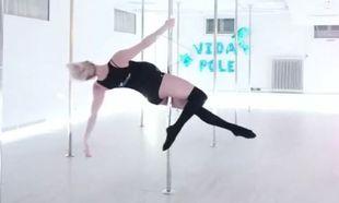 Γυμναστική και Pole Dancing στην εγκυμοσύνη: Όλα όσα πρέπει να γνωρίζετε (vid)