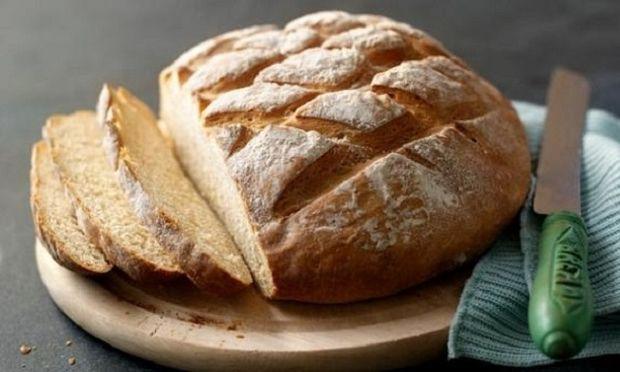 Αγιορείτικο ψωμί-Η αυθεντική συνταγή