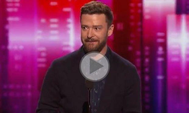 «Είσαι ο λόγος που έγραψα αυτό το τραγούδι!», το μήνυμα του Justin Timberlake στον γιο του (vid)