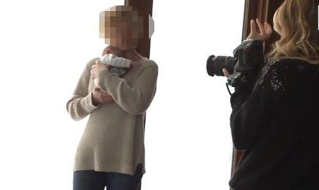 Μας συστήνουν για πρώτη φορά το νεογέννητο γιο τους. Οι πρώτες φωτογραφίες μετά τη γέννηση