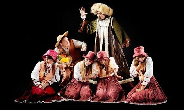 «Ο εγωιστής γίγαντας» του Όσκαρ Ουάιλντ στην παιδική σκηνή του θεάτρου Κνωσός