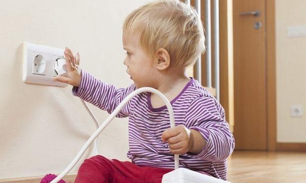 21 συμβουλές για την πρόληψη παιδικών ατυχημάτων μέσα στο σπίτι