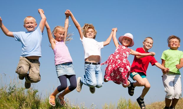 Ευτυχισμένα τα παιδιά που ασκούνται όσο μεγαλώνουν