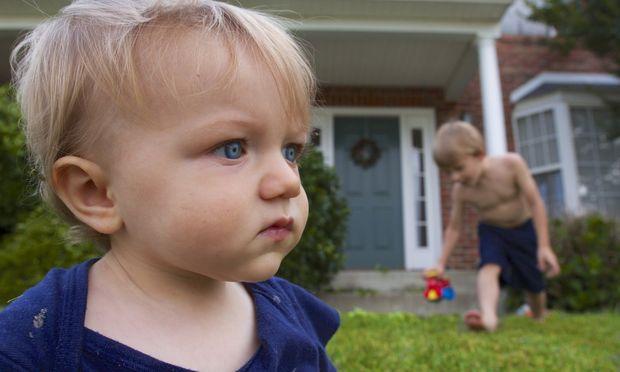 Ένα γράμμα συγνώμης στο δεύτερο παιδί μου