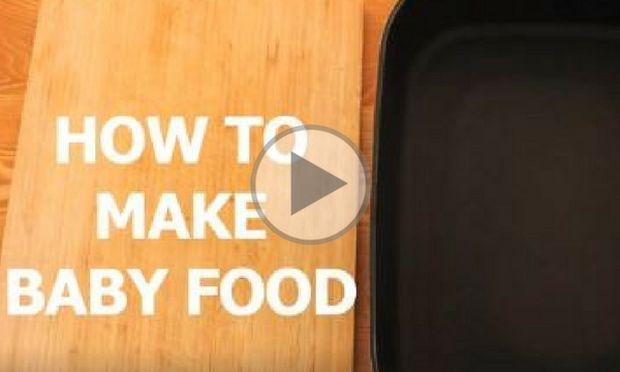 Μπαμπάς μαγειρεύει για το μωρό του και αμέσως γίνεται viral (βίντεο)