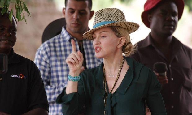 Madonna: Η πρώτη φωτογραφία των διδύμων που υιοθέτησε και οι πρώτες δηλώσεις