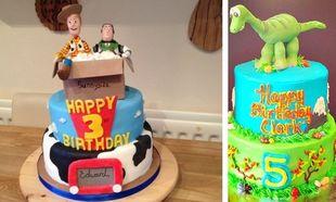 Ιδέες για παιδικές τούρτες εμπνευσμένες από ταινίες