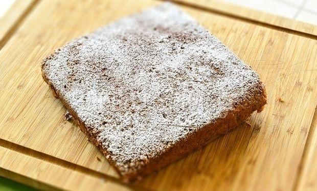 Κέικ καρότο με σοκολάτα από τον Γιώργο Γεράρδο