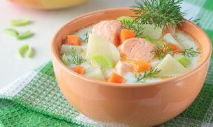 Φινλανδική ψαρόσουπα με σολομό!