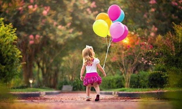 Μην αφήνετε τα παιδιά σας να σκάσουν τα μπαλόνια