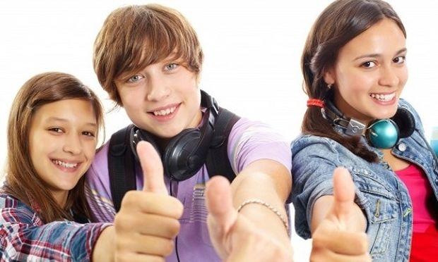 Τα 6 χαρακτηριστικά των εφήβων με θετική νοοτροπία