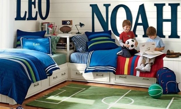 fc85537d25c Deco: Παιδικά δωμάτια για αγόρια - Mothersblog.gr