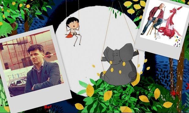 Το «Ελεφαντάκι» του Φ. Δεληβοριά πήρε σάρκα και οστά. Δείτε το πρώτο ελληνικό animation videoclip παιδικού τραγουδιού