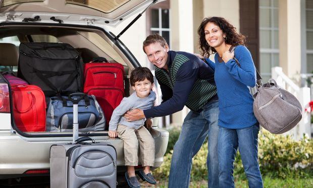 Ταξιδεύετε με μωρό: Μερικές χρήσιμες συμβουλές