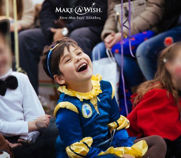 Make a Wish: Μια Ευχή προσφοράς από την καρδιά ενός μικρού κοριτσιού
