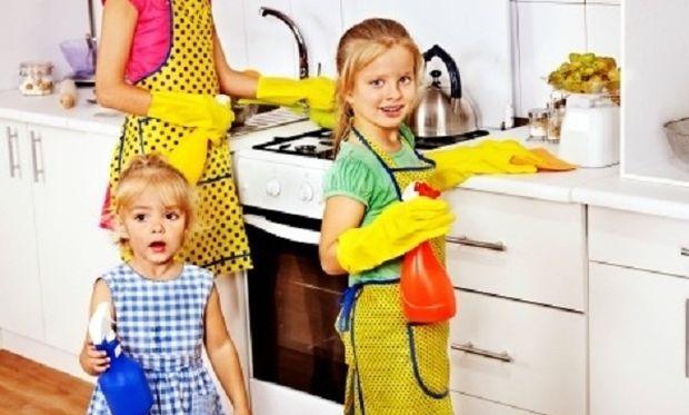 3 τρόποι καθαρισμού χωρίς χημικά
