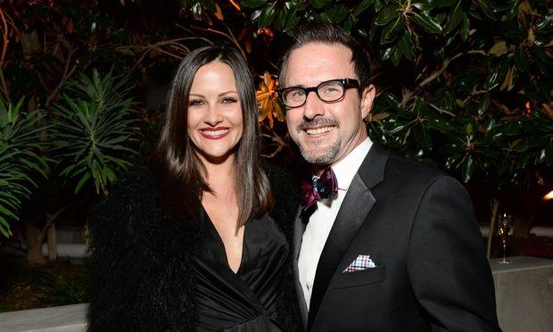 O David και η Christina Arquette έγιναν γονείς και αποκάλυψαν το όνομα του γιου τους