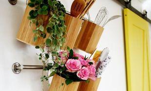4 ανοιξιάτικες λύσεις αποθήκευσης για την κουζίνα σας!