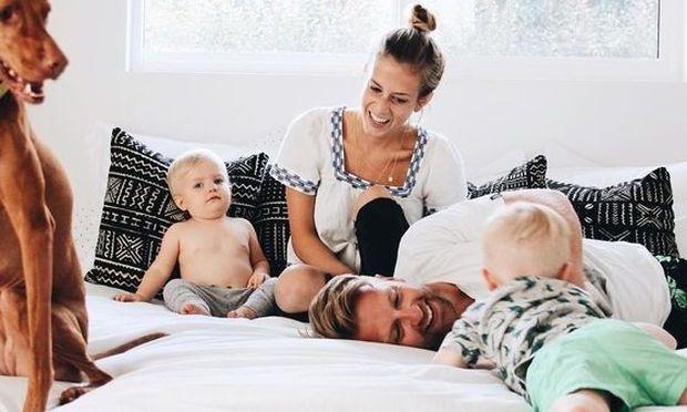 6 τρόποι για να μείνουν οι γονείς έστω και για λίγο μόνοι!