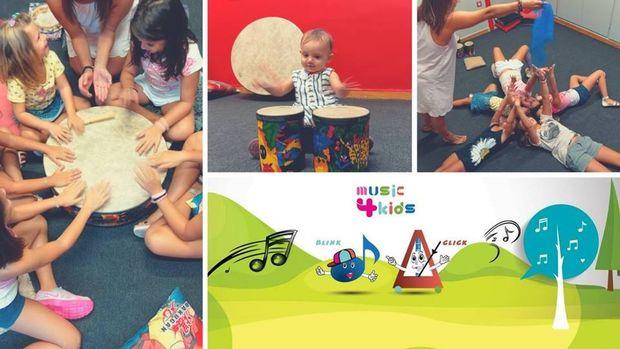 Μέρα μουσικής για μικρούς και μεγάλους στο νέο Lab music education Πειραιά!