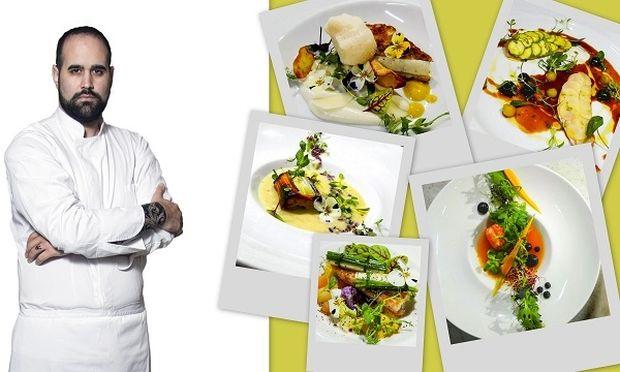 Μια βραδιά δημιουργικής κουζίνας στον Ανθό με τον Άγγελο Μπακόπουλο!