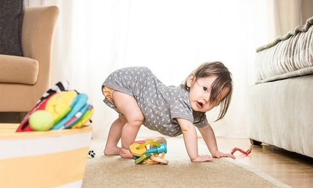 Ψυχοκινητική ανάπτυξη βρέφους: Τι μπορεί να κάνει ένα μωρό 6 μηνών;