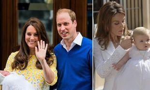 """""""Φωτομοντέλα"""" από κούνια: Πρώτες πόζες βασιλικών μωρών!"""