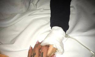 Γιος Ελληνίδας τραγουδίστριας νοσηλεύεται-Το μήνυμά της στο Instagram και η φωτογραφία