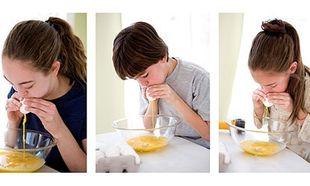 Πώς θα αδειάσετε τα αληθινά αβγά σας για να τα διακοσμήσετε (vid)