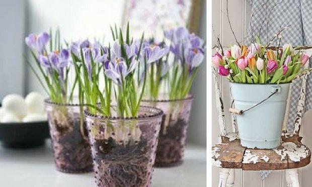 Ιδέες για να μυρίσει το σπίτι σας άνοιξη (φωτό)