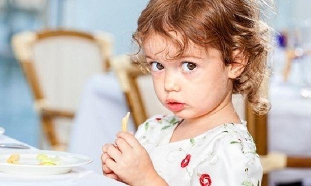 Για ποιους λόγους μπορεί ένα παιδί να μην τρώει το φαγητό του;