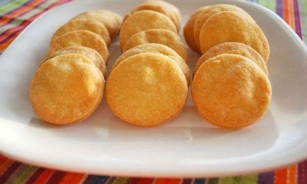 Αλμυρά crackers με τυρί- Εύκολα και γευστικά