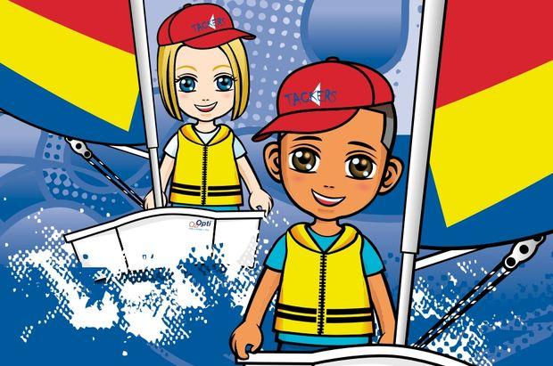 Μικροί Ιστιοπλόοι: Πρόγραμμα εκμάθησης ιστιοπλοΐας για παιδιά από 6 ετών στο Ναυτικό Όμιλο Αμφιθέας