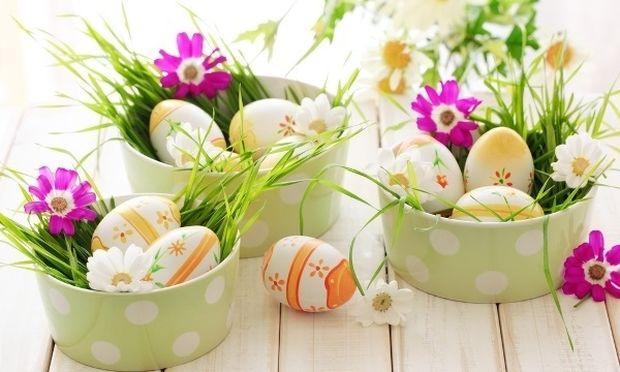 Deco: Έξυπνες ιδέες πασχαλινής διακόσμησης με αυγά