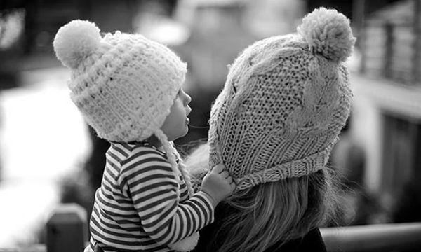 Μαμάδες και κόρες στις πιο όμορφες, τρυφερές και αστείες φωτογραφίες (pics)